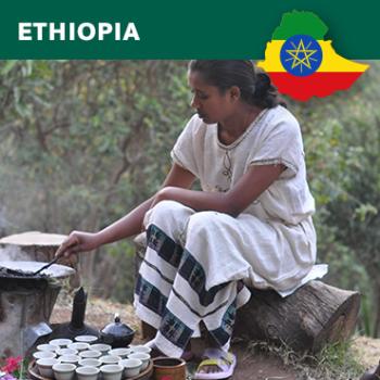 Ethiopia natural Arabica Guji Gr 1 Hambella Wamena, Anaerobic Fermentation 120 hs